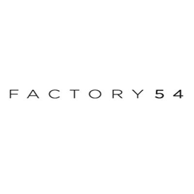 FACTORY 54 logo